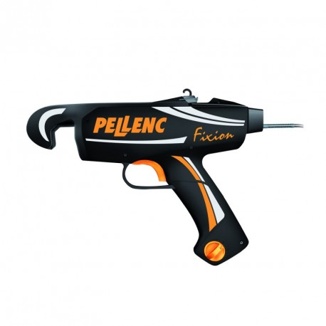 Attacheur lectrique professionnel batterie fixion pellenc for Taille haie voisin obligation